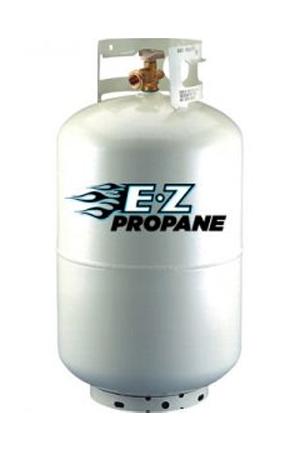 30 pound propane tank