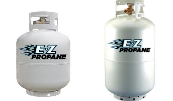 EZ Propane containers